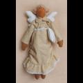 """Набор для шитья игрушки A001 Angels story 36см """"Ваниль"""""""