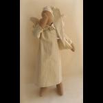 """Набор для шитья игрушки A003 Angels story 38см """"Ваниль"""""""