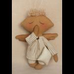 """Набор для шитья игрушки A006 Angels story 23см """"Ваниль"""""""