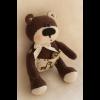 """Набор для шитья игрушки B004 Bears Story 23см """"Ваниль"""""""