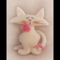 """Набор для шитья игрушки C006 Cats Story 14см """"Ваниль"""""""