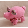 """Набор для шитья игрушки P001 Pigs story 12см """"Ваниль"""""""