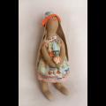"""Набор для шитья игрушки R001 Rabbits Story 29см """"Ваниль"""""""