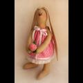 """Набор для шитья игрушки R003 29см """"Ваниль"""""""
