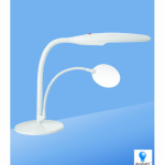 """Лампа настольная """"Лебедь"""" """"Daylight"""""""