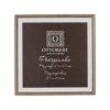 """Рамка 41х41 деревянная со стеклом, цв. дуб мокко ARF-08 """"Ottobert"""""""