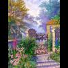 """Набор для картины стразами """"Калитка в саду"""" """"Алмазная живопись"""""""