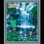 """Набор для картины стразами """"Искрящийся водопад"""" """"Алмазная живопись"""""""