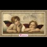 """Набор для картины стразами """"Ангелы Рафаэля"""" """"Алмазная живопись"""""""