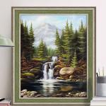 """Набор для картины стразами """"Бурный водопад"""" """"Алмазная живопись"""""""