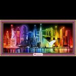 """Набор для картины стразами """"Краски Нью-Йорка"""" """"Алмазная живопись"""""""
