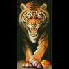 """Набор для картины стразами """"Тигр"""" """"Алмазная живопись"""""""