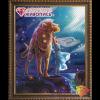 """Набор для картины стразами """"Созвездие льва"""" """"Алмазная живопись"""""""
