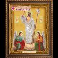 """Набор для картины стразами """"Икона Воскресение Христово"""" """"Алмазная живопись"""""""