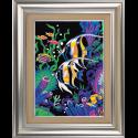 """Набор для раскрашивания """"Цветные рыбки"""" 30х40см """"Color Kit"""""""