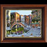 """Набор для раскрашивания """"Рассветная Венеция"""" 40х50см """"Color Kit"""""""
