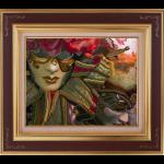 """Набор для картины стразами """"Венецианские маски"""" """"Color Kit"""""""