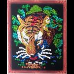 "Набор для картины из пайеток ""Тигр"" ""Color Kit"""