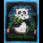 "Набор для картины из пайеток ""Панда"" ""Color Kit"""