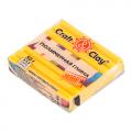 """Полимерная глина CCH с эффектом матового стекла цв. 1417 яичный желток 50гр """"Craft&Clay"""""""