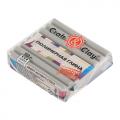 """Полимерная глина CCH с эффектом матового стекла цв. 1421 серый слон 50гр """"Craft&Clay"""""""