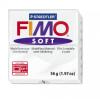 Полимерная глина FIMO Soft белый 56 гр