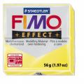 Полимерная глина FIMO Effect полупрозрачный желтый 56 гр