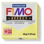 Полимерная глина FIMO Effect цитрин 56 гр