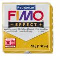 Полимерная глина FIMO Effect золото с блестками 56 гр