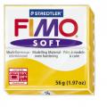 Полимерная глина FIMO Soft желтый 56 гр