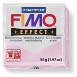 Полимерная глина FIMO Effect розовый кварц 56 гр