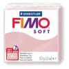 Полимерная глина FIMO Soft нежно-розовый 56 гр