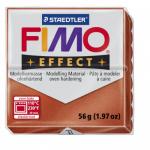 Полимерная глина FIMO Effect медный 56 гр