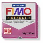 Полимерная глина FIMO Effect красный кварц 56 гр