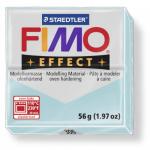 Полимерная глина FIMO Effect голубой ледяной кварц 56 гр