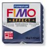 Полимерная глина FIMO Effect голубой сапфир 56 гр