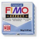 Полимерная глина FIMO Effect голубой агат 56 гр