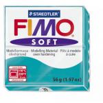 Полимерная глина FIMO Soft мята 56 гр