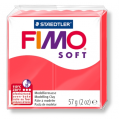 Полимерная глина FIMO Soft фламинго 56 гр