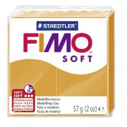 Полимерная глина FIMO Soft апельсин 56 гр