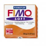 Полимерная глина FIMO Soft мандарин 56 гр
