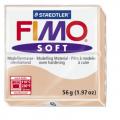 Полимерная глина FIMO Soft телесный 56 гр