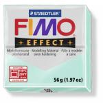 Полимерная глина FIMO Effect мята 56 гр
