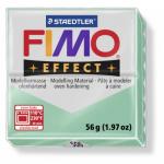 Полимерная глина FIMO Effect зеленый нефрит 56 гр