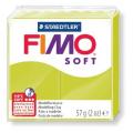 Полимерная глина FIMO Soft зеленый лайм 56 гр