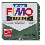 Полимерная глина FIMO Effect зеленый опал 56 гр