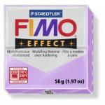 Полимерная глина FIMO Effect пастельно-лиловый 56 гр