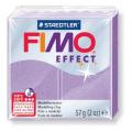 Полимерная глина FIMO Effect перламутровый лиловый 56 гр