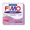 Полимерная глина FIMO Soft лаванда 56 гр