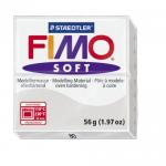 Полимерная глина FIMO Soft серый дельфин 56 гр